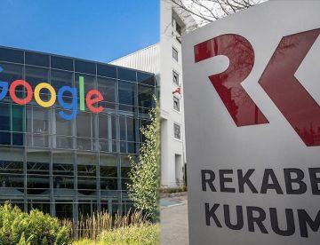 Rekabet Kurulu'nun Ödüle Aday Rekortmen Google Cezaları